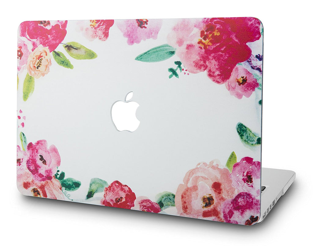 reputable site 5e684 a8d93 Macbook Case | Floral Collection - Flower 6