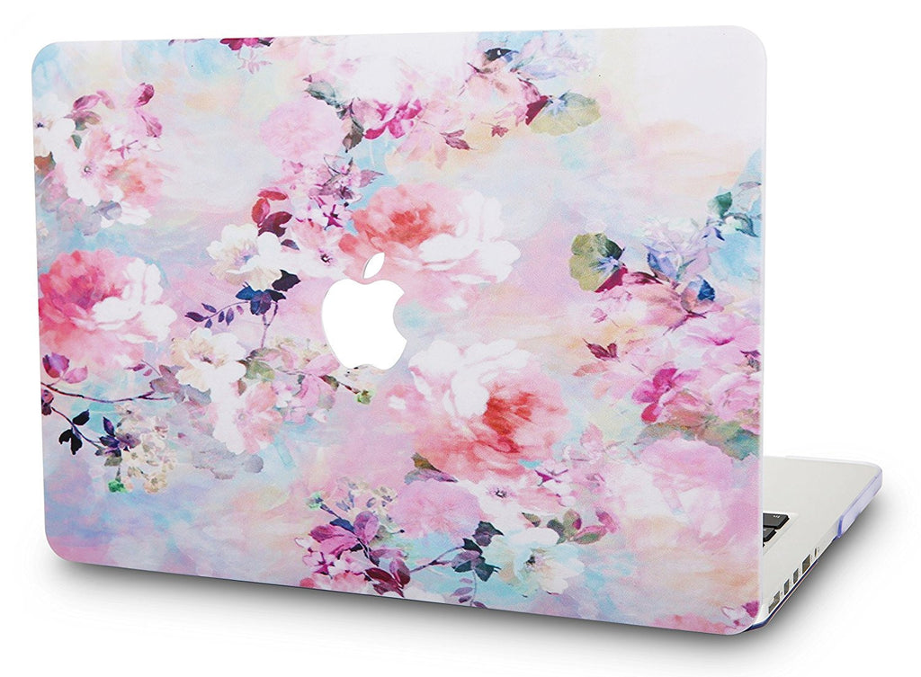 best sneakers dbc14 12416 Macbook Case | Floral Collection - Flower 7