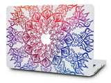 Macbook Case | Oil Painting Collection - Colorful Lace - Case Kool