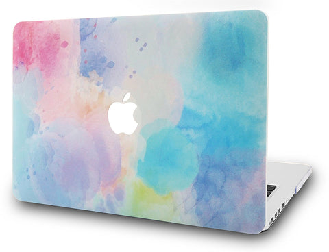 Macbook Case | Color Collection - Rainbow Mist 2 - Case Kool