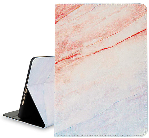 iPad Case | Marble Collection - Pink Marble - Case Kool