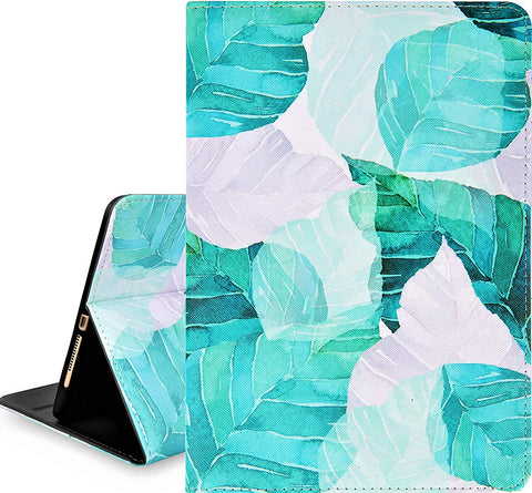 iPad Case | Flower Collection - Leaf 1 - Case Kool