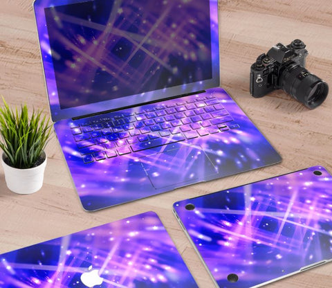 Macbook Decal Skin | Paint Collection - Shine