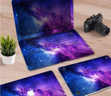 Macbook Decal Skin | Paint Collection - Galaxy