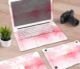 Macbook Decal Skin | Paint Collection - MT. Fuji - Case Kool