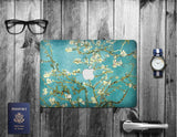 Macbook Decal Skin | Paint Collection - Cherry Blossoms - Case Kool