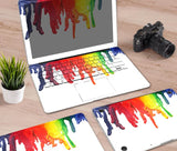 Macbook Decal Skin | Paint Collection - Paint2