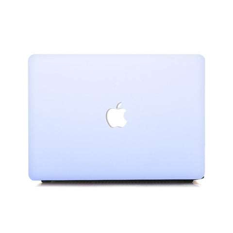 Macbook Case | Color Collection - Pale Blue - Case Kool