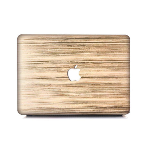 Macbook Case | Wood Collection - Wood Stripe - Case Kool
