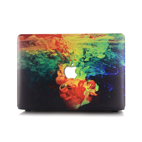 Macbook Case | Oil Painting Collection -  Ink Diffusion - Case Kool