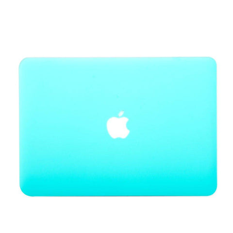 Macbook Case | Color Collection - Turquoise Blue - Case Kool