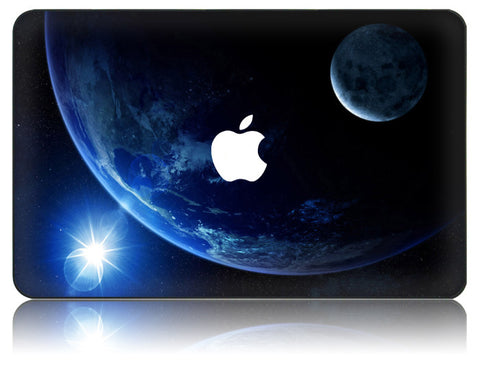 Macbook Case | Galaxy Space Collection - Earth2 - Case Kool