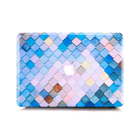 Macbook Case | Color Collection - Diamond Sea - Case Kool