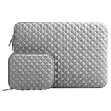 Macbook Sleeve-Diamond Foam Water Repellent Lycra - Case Kool
