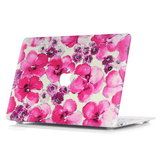 Macbook Case | Painting Collection - Pink Peony Floral - Case Kool