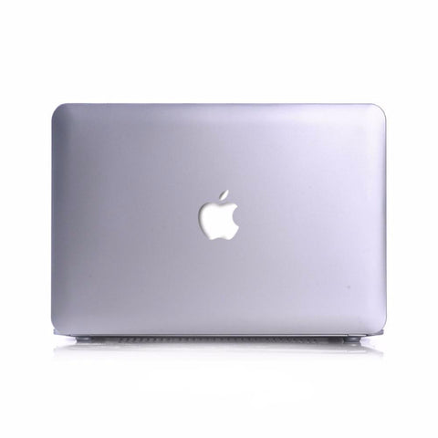 Macbook Case | Color Collection - Silver - Case Kool