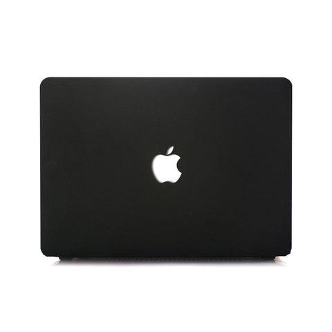 Macbook Case | Color Collection - Matte Black - Case Kool