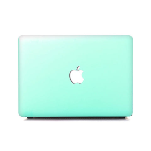 Macbook Case | Color Collection - Matte Mint - Case Kool