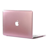 Macbook Case | Color Collection - Rose Gold - Case Kool