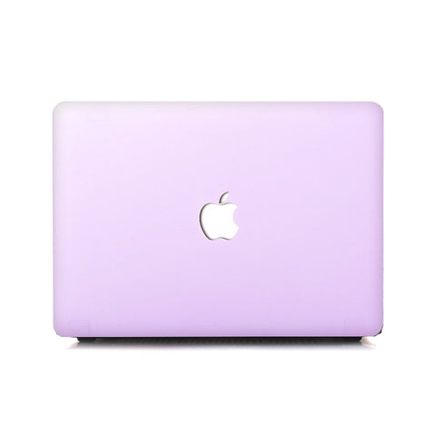 Macbook Case | Color Collection - Matte Purple - Case Kool