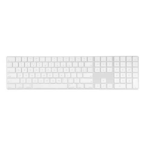 Magic Keyboard Cover with Numeric Keypad MQ052LL/A - Clear (US/CA keyboard) - Case Kool