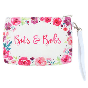 Bits and Bobs Make Up Bag