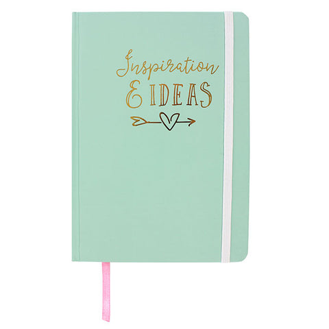 Inspiration and Ideas Note Book