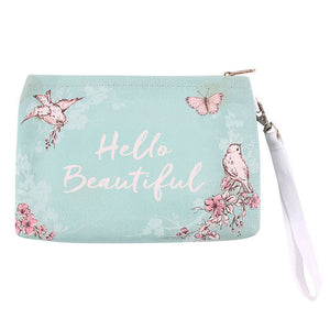 Hello Beautiful Make Up Bag