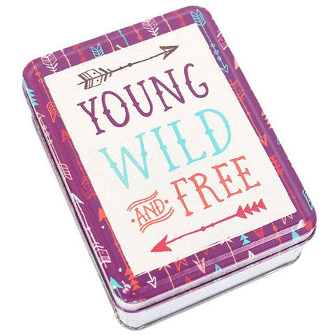 Young Wild And Free Tin