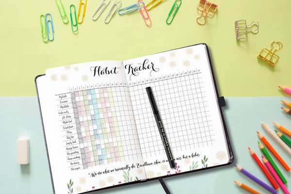 Bullet Journaling 101: The What, Whys and Hows of Bullet Journaling