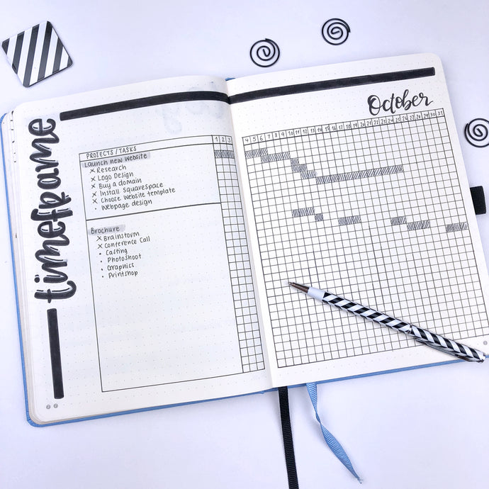 How to use your Dingbats Notebook at work and how it can help you speed up your productivity