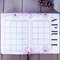 Plan With Us April 2019 | Dingbats* Notebooks Easter Setup