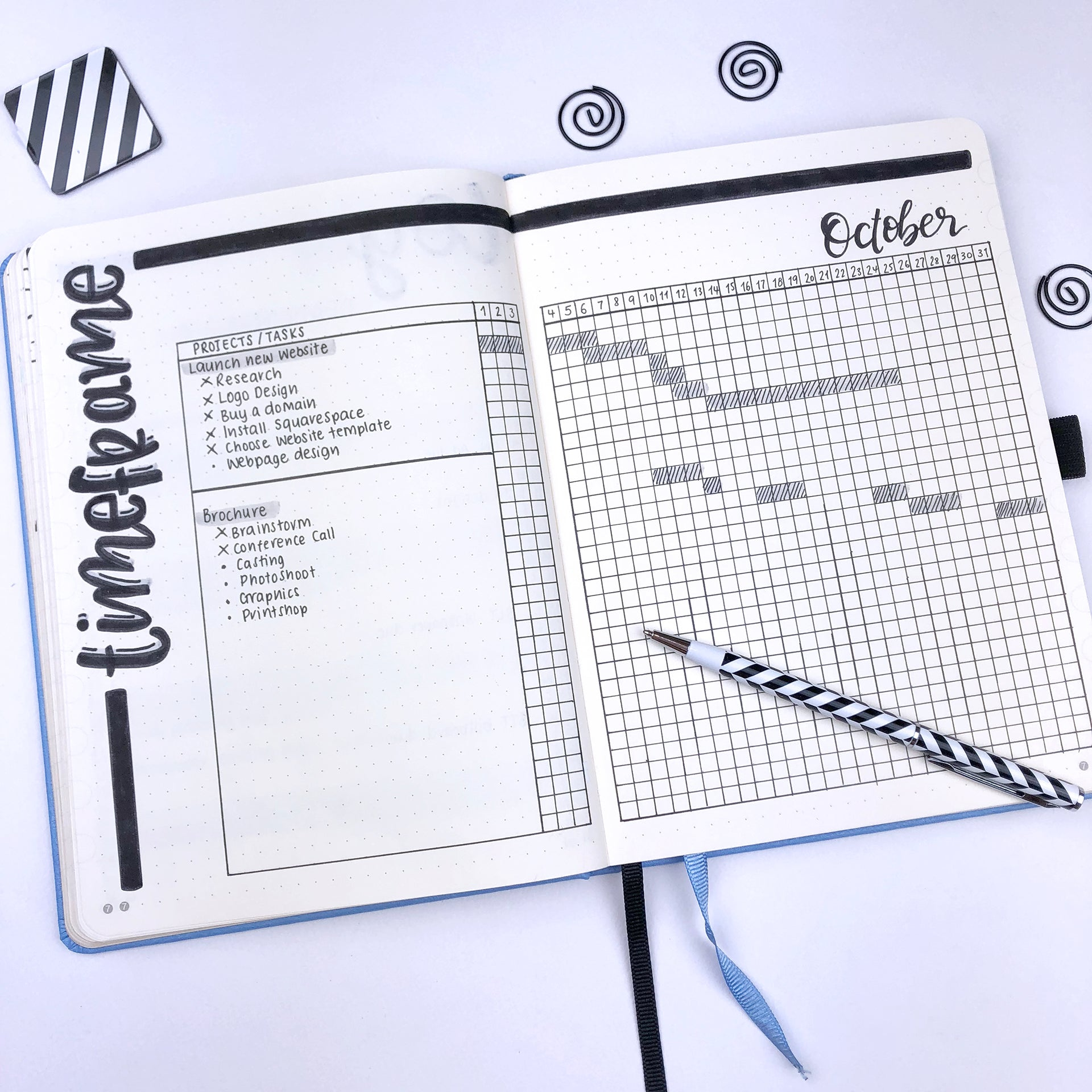 How to use your Dingbats Notebook at work and how it can help you
