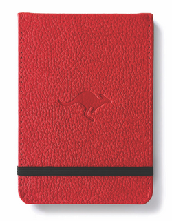Dingbats* Wildlife Red Kangaroo Reporter Notebook - Dingbats* Notebooks® - UK & EU