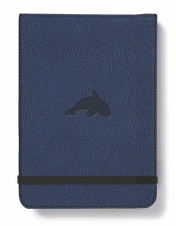 Dingbats* Wildlife Blue Whale Reporter Notebook - Dingbats* Notebooks® - UK & EU