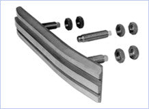 Heavy Duty Back-up Bar Kit includes: (1) 13332, (3) 10694, and (6) 56576, Part # 14193