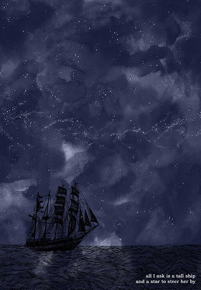 A Tall Ship and a Star-Lucy Coggle
