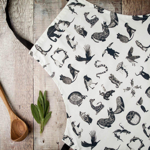 Animal Alphabet Apron-Lucy Coggle