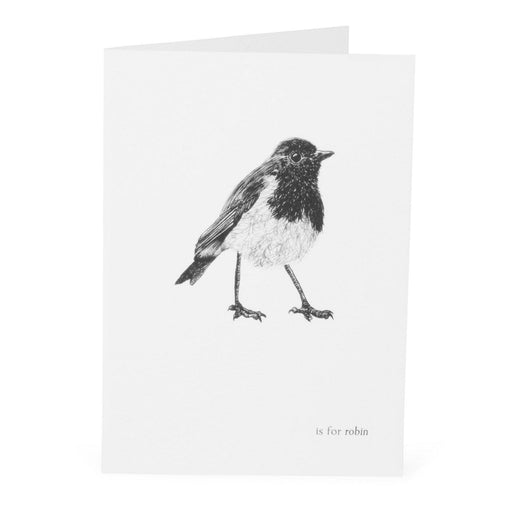 R is for Robin Card-Lucy Coggle
