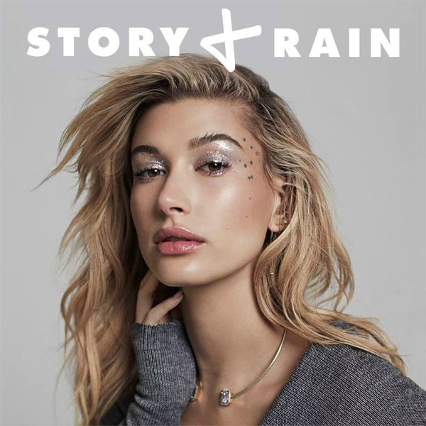 STORY + RAIN - Hailey Baldwin - Two of Most Fine Jewelry