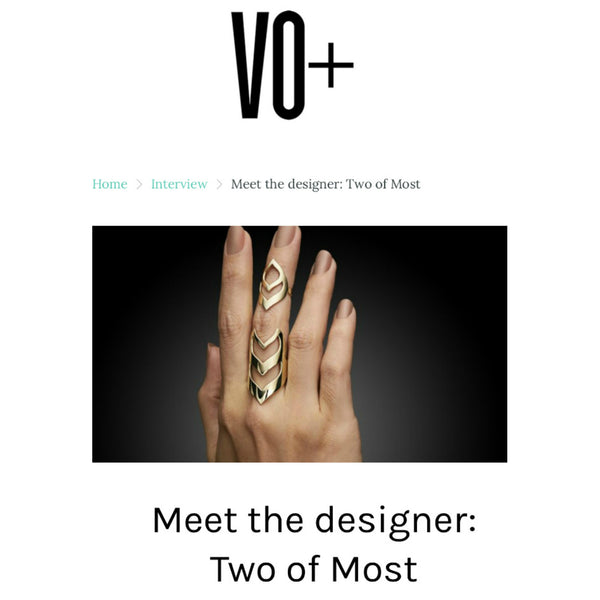 VO+ - Two of Most Fine Jewelry