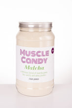 Muscle Candy Matcha Clean Protein