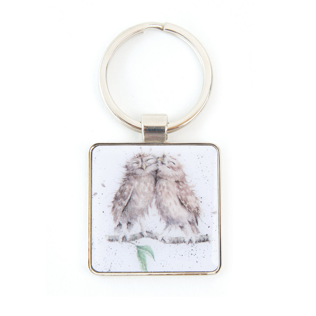 Wrendale 'Birds of a Feather' Keychain