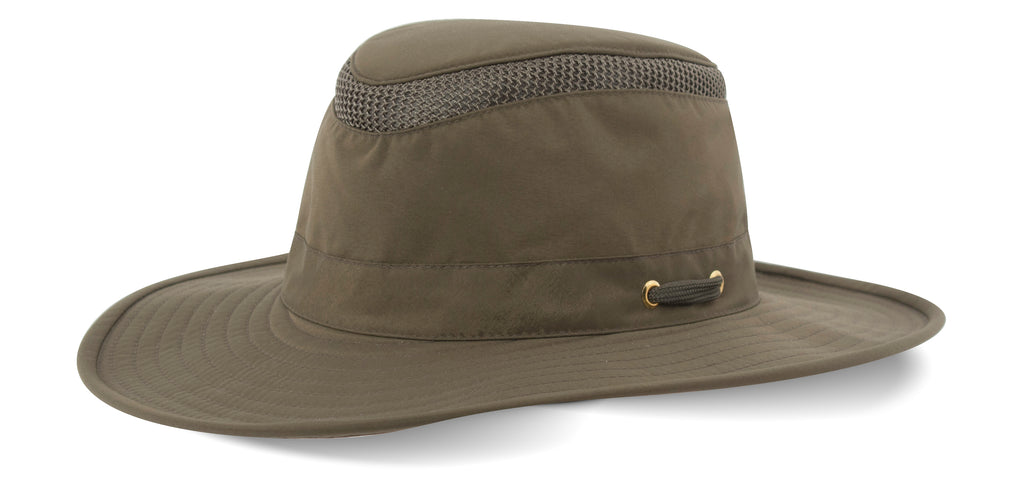 Tilley Olive Broad Brim Airflo Hat