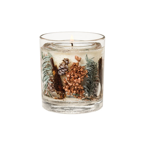 Juniper Berry and Cedar Natural Wax Tumbler
