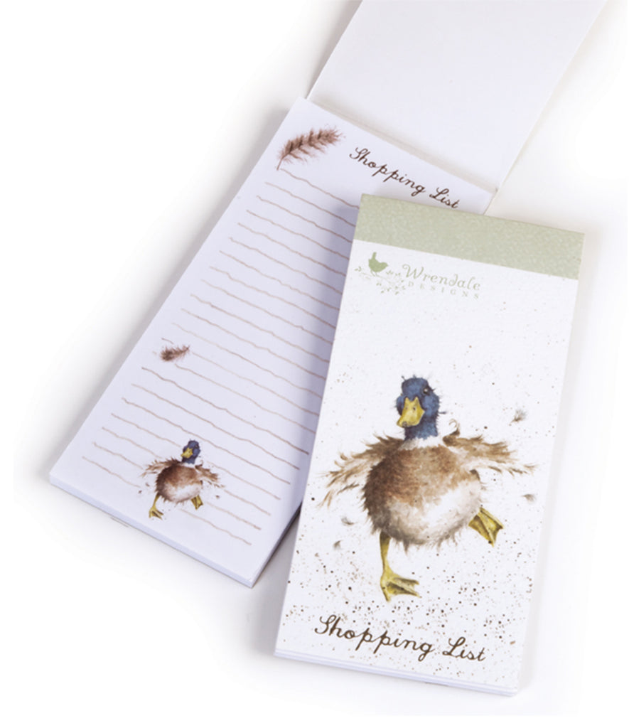 Duck shopping pad
