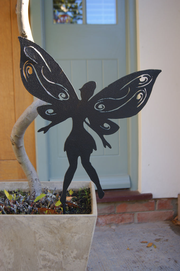 Fairy with Wings Garden Ornament