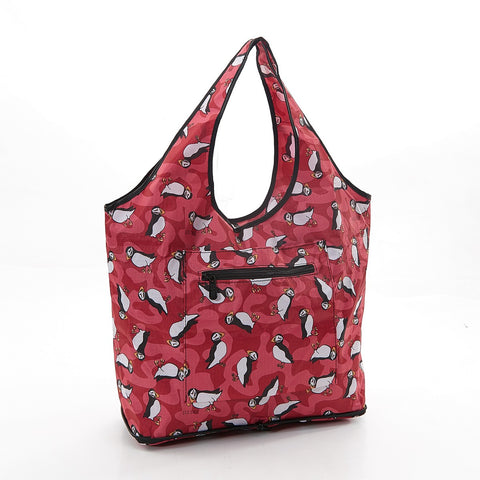 Eco Chic Puffin Weekend Bag
