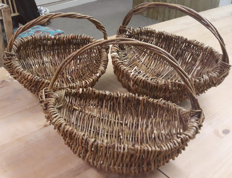 Willow Frame Basket Workshop