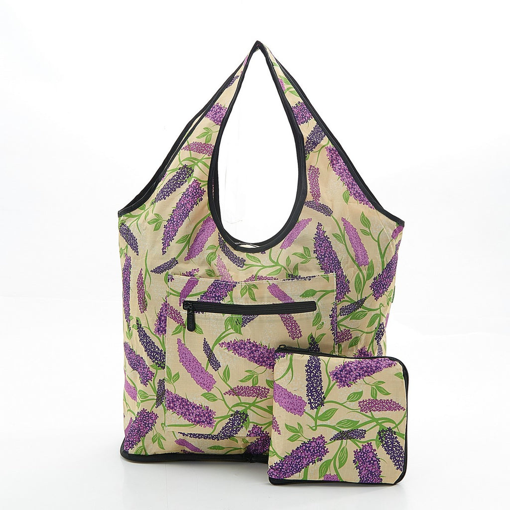 Buddleia Foldable Weekend Bag